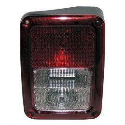 Feu arrière DROIT, Europe, complet avec cabochon ampoules et faisceau - Jeep Wrangler JK 2007-2013 // 55078146AC
