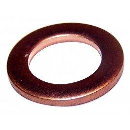 Rondelle cuivre raccord banjo étrier de frein Jeep CJ/YJ/XJ/ZJ/WJ/TJ/KJ/WH 1990-2009 // 3237672