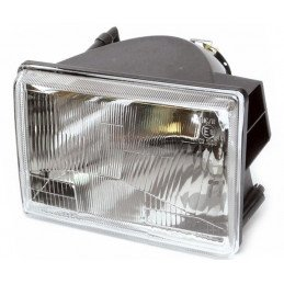 Optique de phare gauche Jeep Grand-cherokee 1993-1998 (sans réglage électrique) // 55054577