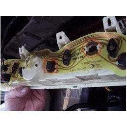 Circuit imprimé renforcé pour compteurs-manos - Jeep Wrangler YJ 1987-1995 // CB1