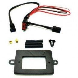 Kit pour adaptation/ modification module résistance ventilateur de chauffage - Jeep Grand-Cherokee WJ 1999-2001 // 68052436AA
