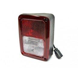 Feu arrière droit, Europe, complet avec cabochon ampoules et faisceau pour Jeep Wrangler JK 2007-2013 // 55078146AC