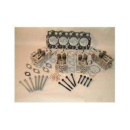 Kit 4x culasses renforcées +joints +vis 2.5 VM Jeep Cherokee / Grand-Cherokee 1995-1996 / Chrysler Voyager jusqu-au 04/1995