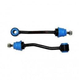 Kit paire de biellettes renforcées droite et gauche pour barre stabilisatrice avant / Jeep Wrangler TJ 97-06 // RT21033