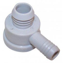 Clapet anti-retour de Mastervac poumon d'assistance de freinage / Jeep Cherokee XJ 84-01 Essence / Wrangler CJ 82-86 // J4487455