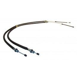 Câble (x2) de frein à main gauche et droit - Jeep Cherokee XJ 1992-1996 // 4762464