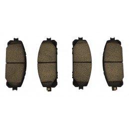 Plaquettes de frein avant x4 avec disques de frein arrière 320 mm / Jeep Cherokee KL 2014-2016// 68212327AC