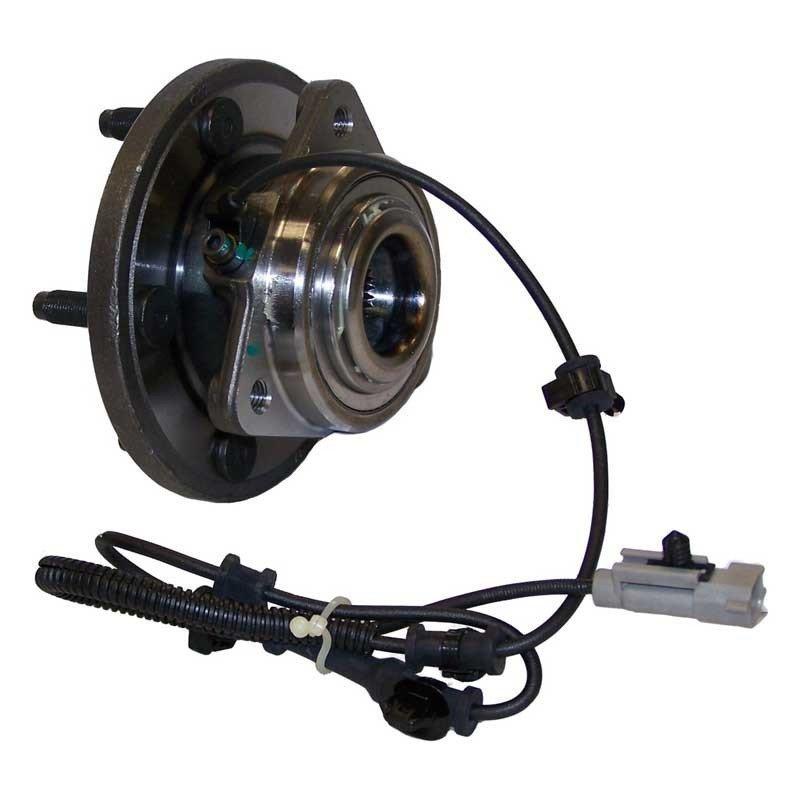 Moyeu-roulement de roue avant avec capteur ABS / Jeep Grand-Cherokee WK2 2005-2010 / Commander XK 2006-2010 // 52089434AB