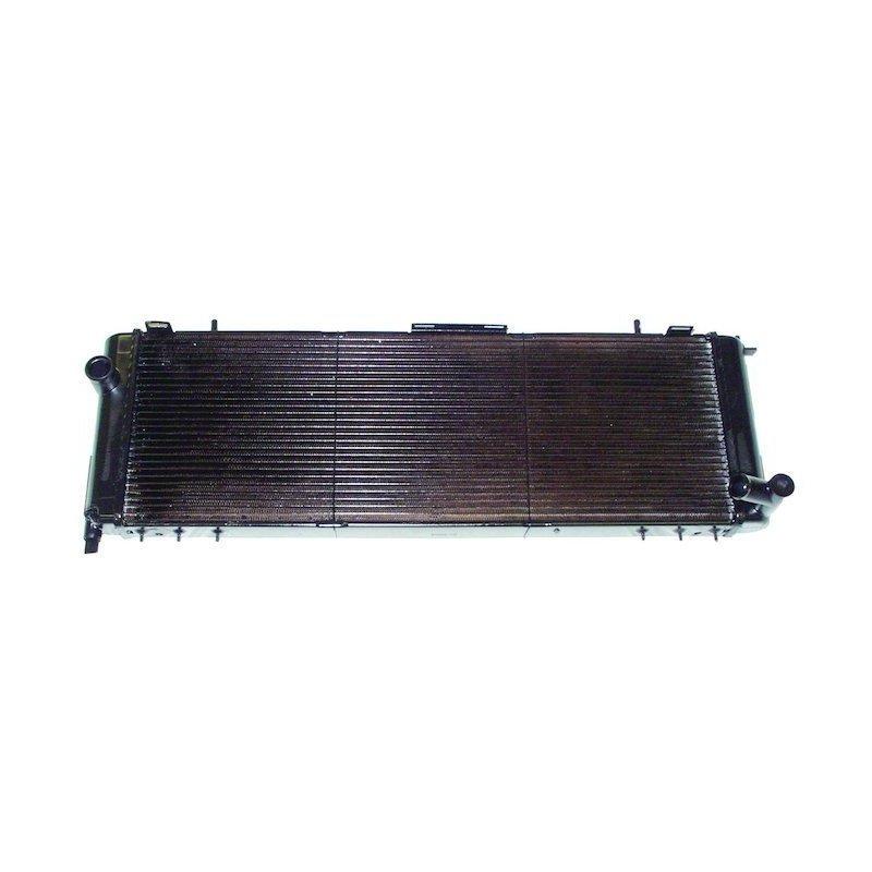 radiateur de refroidissement moteur jeep cherokee diesel xj 2 5vm diesel 52029100 jeepstock. Black Bedroom Furniture Sets. Home Design Ideas