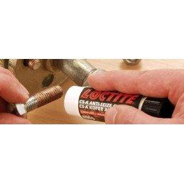 Graisse anti-grippage au cuivre haute temp. Loctite Stick de 20 gr. special Jeep