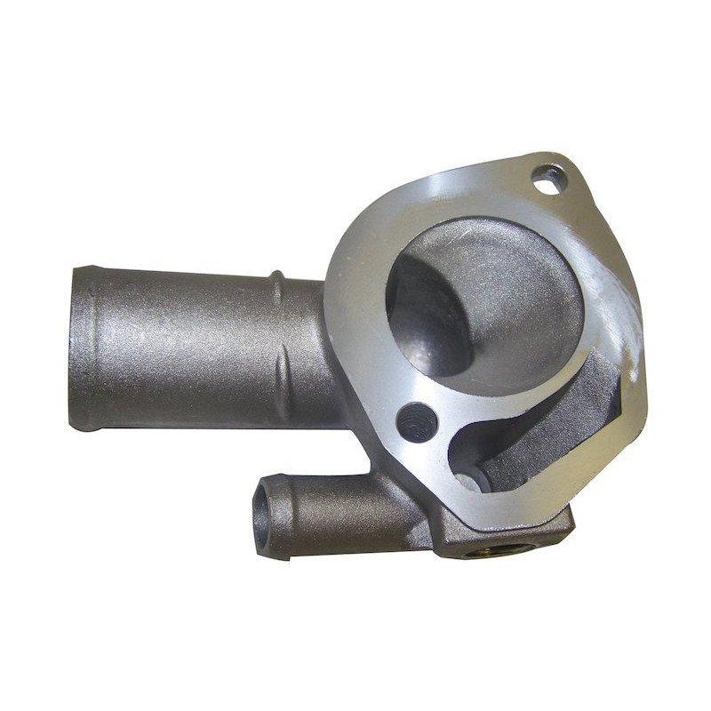 Boîtier de thermostat - Jeep Ess. Wrangler YJ, TJ 87-06 / Cherokee XJ 91-01 / Grand Cherokee ZJ, WJ 93-04 // 53006192