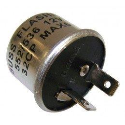 Centrale de clignotants - flasher 552/536 - 2 broches - Jeep Cherokee XJ / Wrangler YJ / Wrangler CJ // J5452266