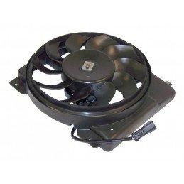 Bloc ventilateur électrique refroidissement moteur Jeep Cherokee XJ 4.0L 1997-2001 // 52028337AC