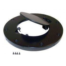 Trappe à carburant non-bloquante Noire, 2 ou 4 portes - Jeep Wrangler JK 2007-2012 // RT26053