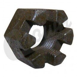 Écrou à créneaux pour rotule de pivot inférieur - Jeep Wrangler JK, TJ & YJ /  Cherokee XJ /  Grand Cherokee ZJ & WJ // J8123318