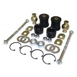Kit Accessoires pour 2x Bras inférieurs - Jeep Wrangler TJ 1997-06 / Cherokee XJ 1984-01 / Grand Cherokee ZJ 1993-98 // RT21016